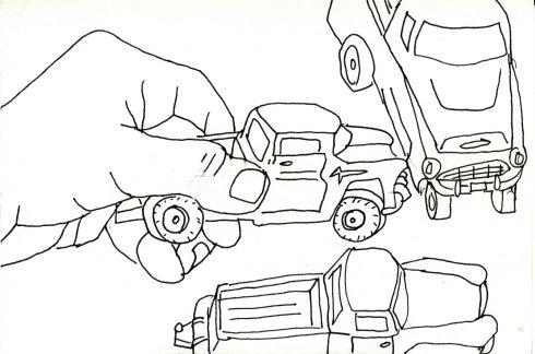 2009.03.03_self_portrait_by_san_francisco_bay_area_artist_julia_kay_toy_truck-796737