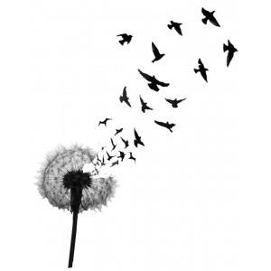 dandelion-birds