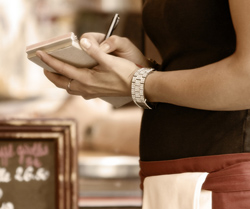 waitress-pads