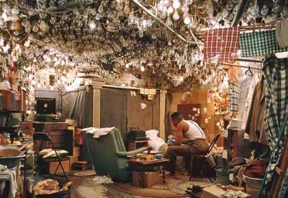 "After ""Invisible Man"", The Prologue - by Jeff Wall 2000"
