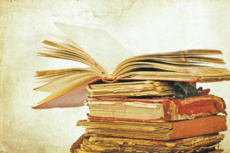 Old-Used-Books